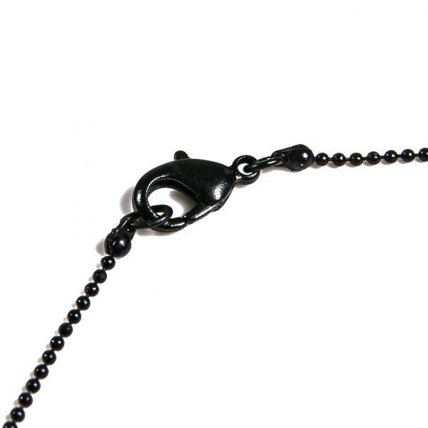Chaine bille noir