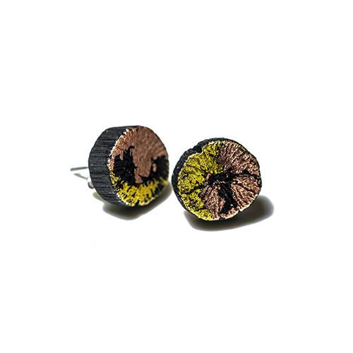 Boucles d'oreilles KIN-EDO-MIMI-WA