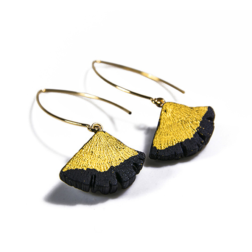 Boucles d'oreilles KIN-FULI-FUJI